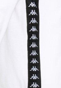 Kappa - HOLGA - Maglietta a manica lunga - bright white - 6
