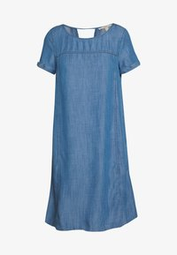 Esprit - INDIGO - Day dress - blue medium wash - 0