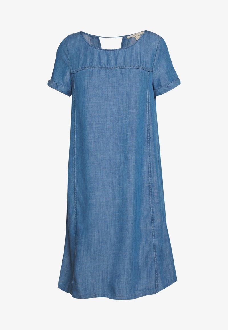 Esprit - INDIGO - Day dress - blue medium wash
