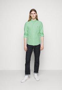 Polo Ralph Lauren - CHAMBRAY - Camicia - spring lime - 1
