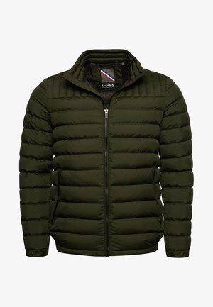 Down jacket - surplus goods olive