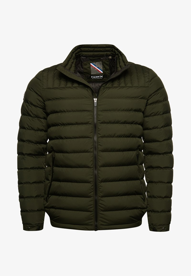 Superdry - Down jacket - surplus goods olive