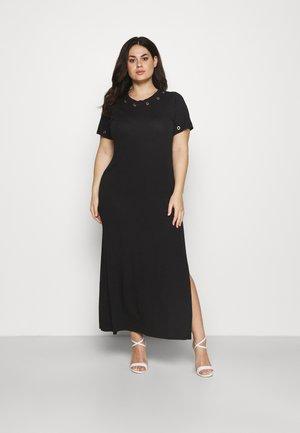 GROMMET - Maxi dress - black