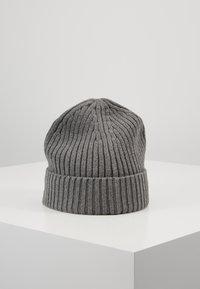 Calvin Klein - BASIC BEANIE - Gorro - grey - 2