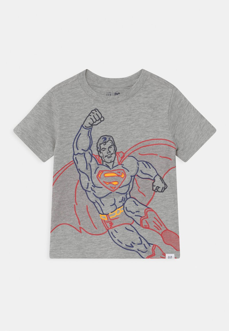 GAP - TODDLER BOY - Print T-shirt - light heather grey