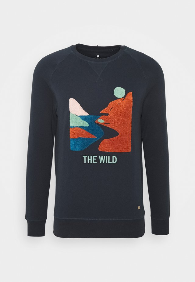 UNISEX - Sweatshirts - dark blue