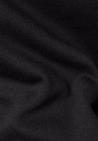 G-Star - FABRIC MIX ZIP - Pullover - dk black - 5