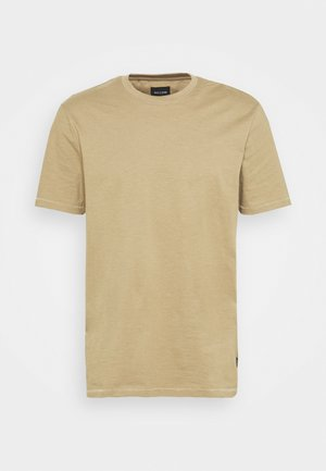 ONSMILLENIUM LIFE TEE - T-shirt - bas - chinchilla