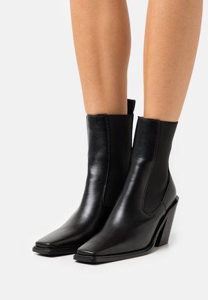 RIBENA - High heeled ankle boots - black