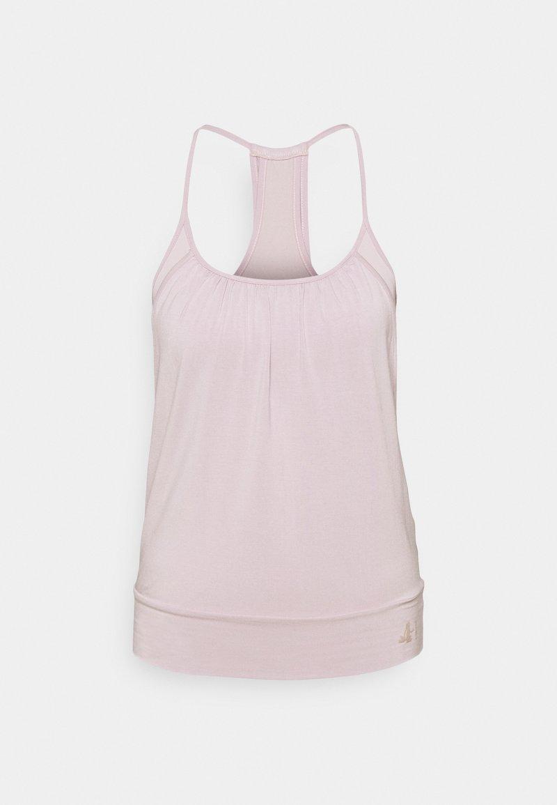 Curare Yogawear - Linne - rose