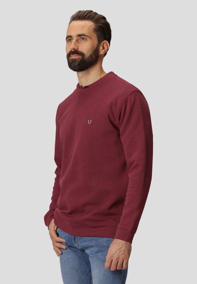 MIGAN - Sweater - biking red