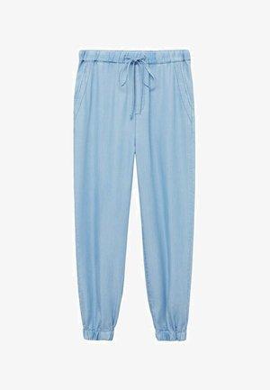 Teplákové kalhoty - azul medio
