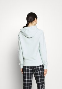 Hollister Co. - CHAIN TECH CORE - Hoodie - mint - 2