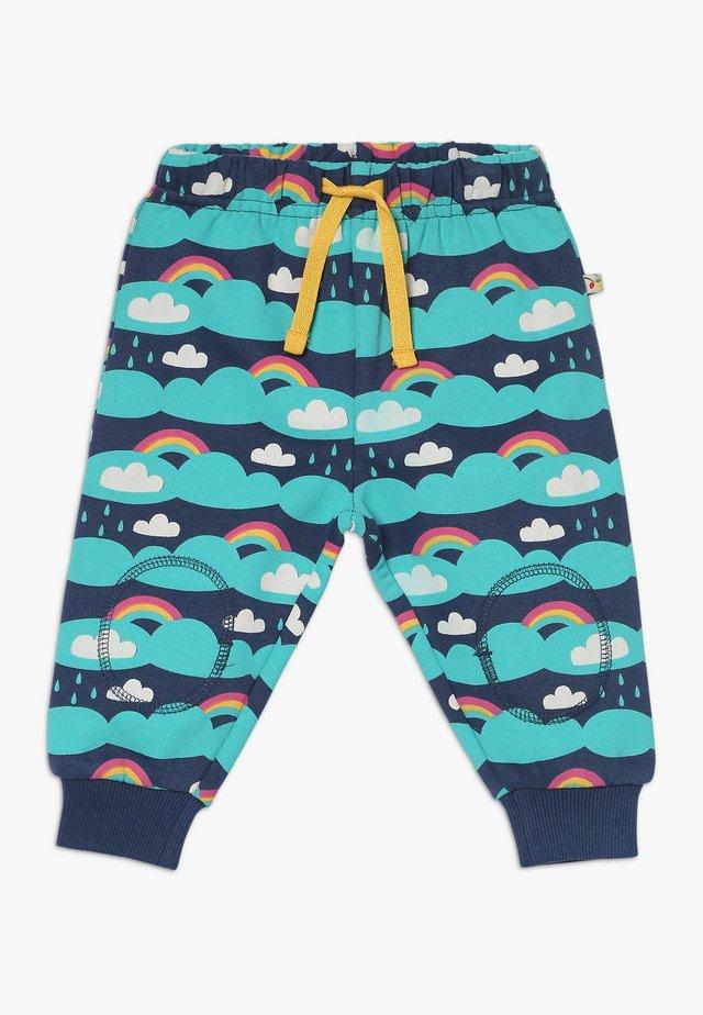 SNUGGLE CRAWLERS BABY - Pantalones - blue