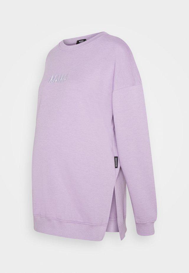 MAMA - Felpa - lilac