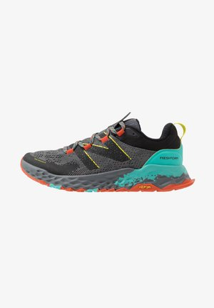 FRESH FOAM HIERRO V5 - Trail running shoes - grey