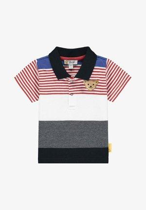 Polo shirt - steiff navy