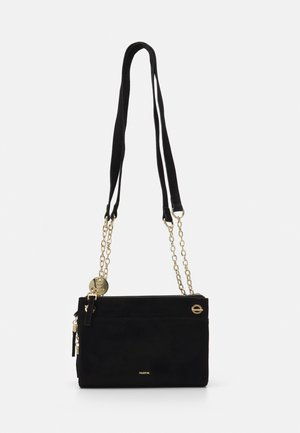 CROSSBODY BAG HORTENSIA - Skuldertasker - black