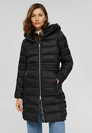 RECYCELT  STEPP MIT  - Winter coat - black