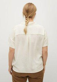 Violeta by Mango - Button-down blouse - blanc - 2