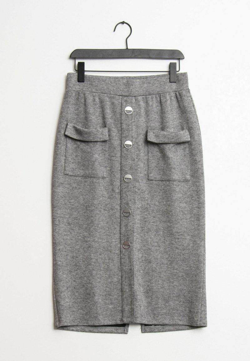 Reserved - Jupe crayon - grey
