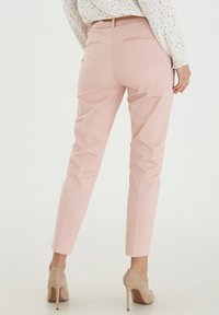 b.young - DAYS CIGARET - Trousers - rose tan - 2