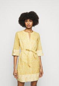 Marella - AVORIO - Day dress - giallo - 0