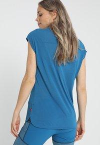 Vaude - TEKOA - T-shirt con stampa - kingfisher - 2