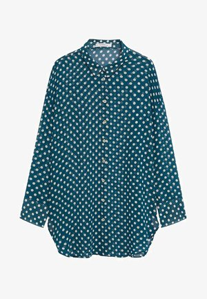 RUTHIPRI - Button-down blouse - blau