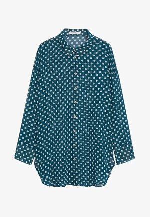 RUTHIPRI - Button-down blouse - blau
