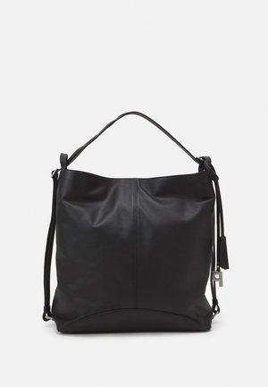 EASE - Handbag - schwarz