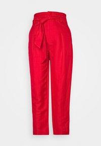 Lauren Ralph Lauren - PANT - Trousers - orient red - 0