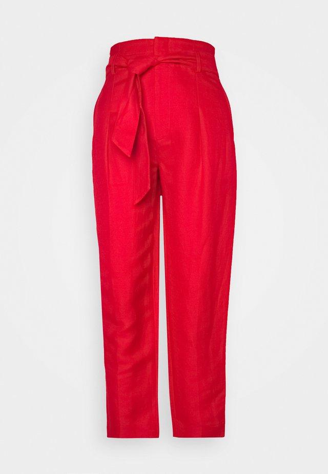 PANT - Pantaloni - orient red