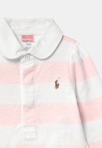 Polo Ralph Lauren - RUGBY SET - Robe en jersey - delicate pink/white - 3