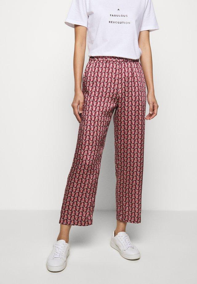 KLIMT - Pantalon classique - geometric