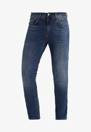 Jeans slim fit - mid blue denim