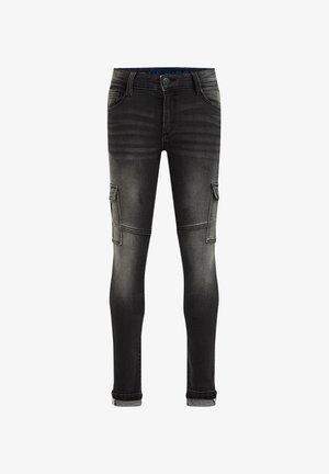 SKINNY FIT VAN JOG  - Jeans Skinny Fit - black