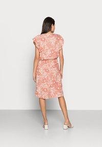 Saint Tropez - TISHA DRESS - Day dress - brick glam - 2