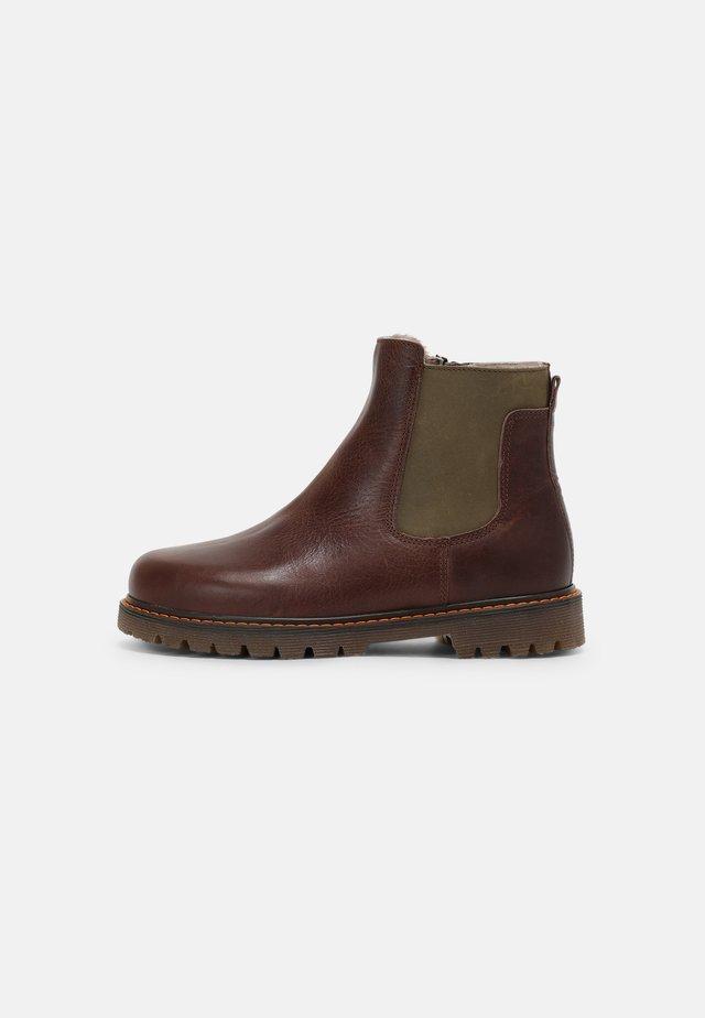 NOEL - Kotníkové boty - brown