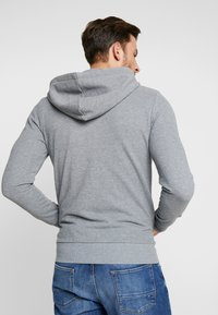 TOM TAILOR DENIM - Hettejakke - heather grey melange - 2