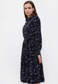 Finn Flare - Shirt dress - dark blue - 3