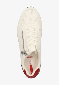 s.Oliver - S.OLIVER SNEAKER - Trainers - white punch 105 - 1