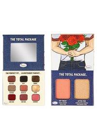 the Balm - THE TOTAL PACKAGE (BOYFRIEND MATERIAL) - Palette pour le visage - multi shades - 1