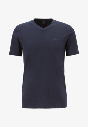 CANISTRO - Basic T-shirt - marine (52)