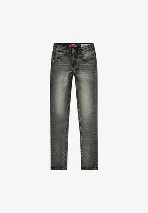 BERNICE - Jeans Skinny Fit - dark grey vintage