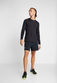Craft - ESSENCE TEE - Långärmad tröja - black - 1