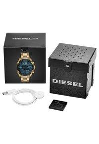 DieselON - FULL GUARD - Digital watch - gold-coloured - 4