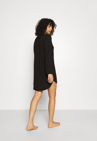 Lindex - NIGHTSHIRT - Nightie - black