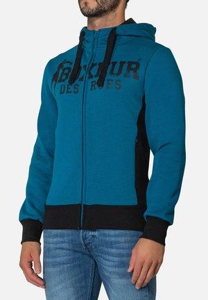 Zip-up sweatshirt - ottanio