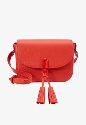 MINI CROSSBODY - Across body bag - fuoco